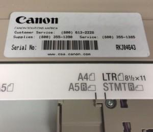 Canon SN