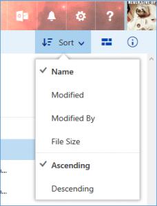 5 - sorting files