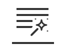 Grammar Options menu icon